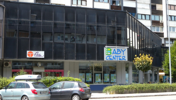 Retail space/offices for rent in Domžale – 300m2