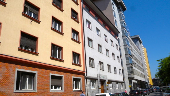 39m2 office space for rent in Ljubljana's city center