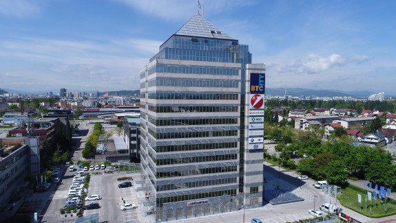 Office space for rent in Ljubljana, BTC City